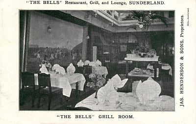 The Hemy work, Sunderland v Aston Villa (1895), displayed in the upstairs grill room of 'The Bells', Sunderland.