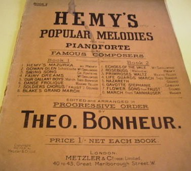 'Hemy Popular Melodies'