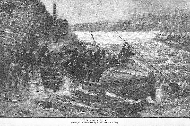 The Return of the Lifeboat by 