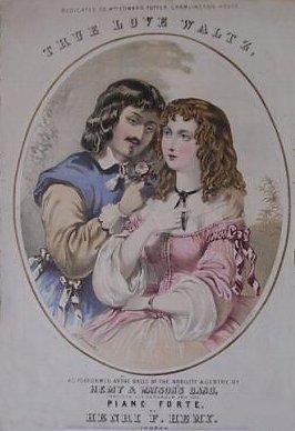Henri F. Hemy 'True Love Waltz'