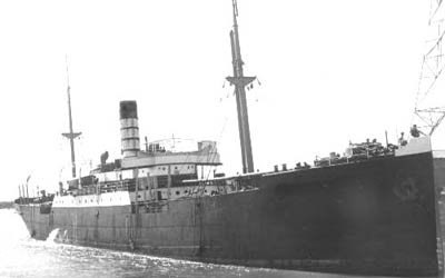 The Vandalia the new name for the Anglo-Californian after purchase by Cunard in 1915