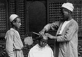 Arnoux - Egyptian Barber