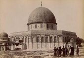 Zangaki image of The Dome of the Rock, Jerusalem