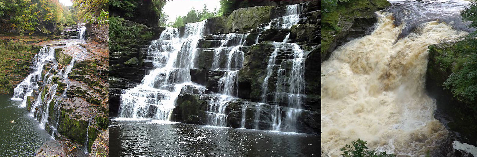 24c25b3eaf5c6 Corra Linn is one of 4 waterfalls on the upper river Clyde