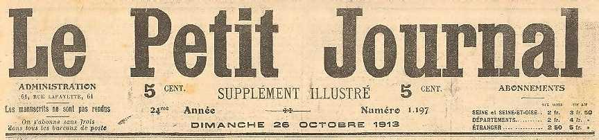 Le Petit Journal Logo
